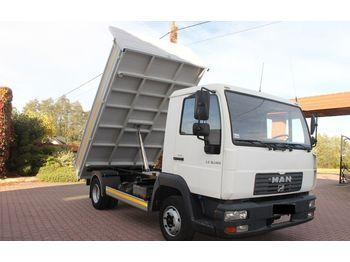 Camion benne MAN 8 140