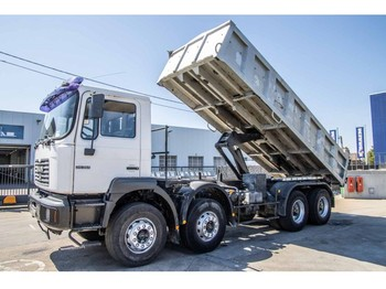 Camion benne MAN FE 35.364 BB