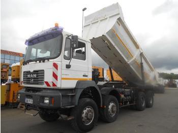 Camion benne MAN FE 460 A