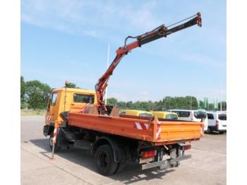 Camion benne MAN L2000 10.153 ATLAS AK35.1 2xAHK 4x2 3-Sitzer Zwe