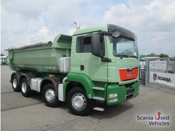 Camion benne MAN MAN TGS 35.400 8X4 BL Hinterkipper