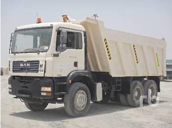 Camion benne MAN TGA33.360 6x4
