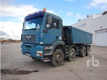 Camion benne MAN TGA35.390 8x4 Camion Benne 8x4