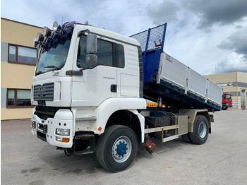 Camion benne MAN TGA 18.430