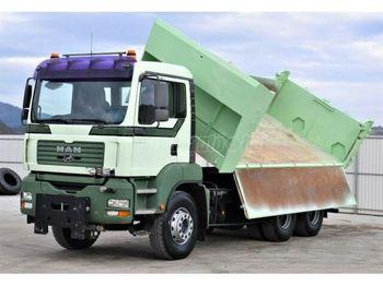Camion benne MAN TGA 33.350 6x4 2 old Bordmatic billencs