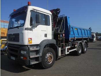 Camion benne MAN TGA 33.410