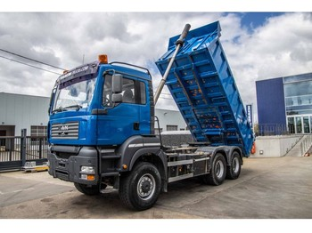 Camion benne MAN TGA 33.430 BB - 6X6