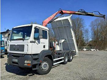 Camion benne MAN TGA 33.440