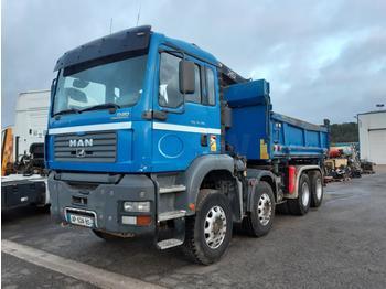 Camion benne MAN TGA 35.390
