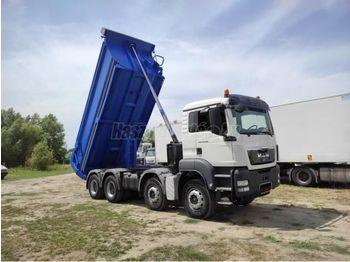 Camion benne MAN TGA 35.480 8x4