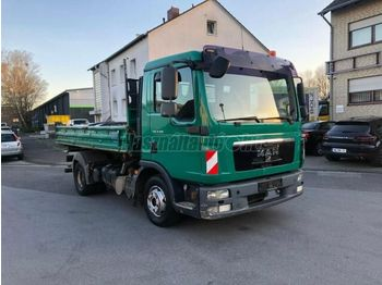 Camion benne MAN TGL 8.180