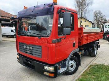 Camion benne MAN TGL 8.220 3 old Billencs