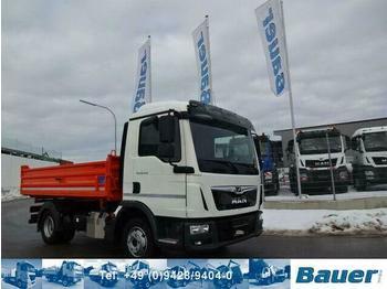 Camion benne MAN TGL 8.250 Kipper/Klima/AHK/34Tkm