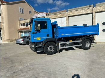 Camion benne MAN TGM 18.290 4x2