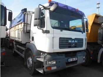 Camion benne MAN TGM 18.330