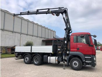 MAN TGS - camion benne