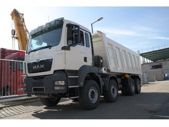 Camion benne MAN TGS41.400 8X4 20M3 TIPPER NEW EURO2 DELIVERY FROM STOCK