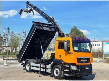 Camion benne MAN TGS 18.320