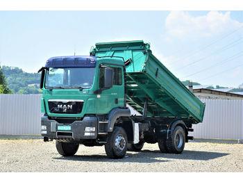 Camion benne MAN TGS 18.360 KIPPER 4,80m * 4x4 !