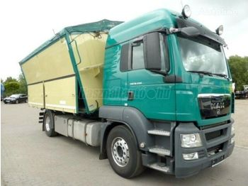 Camion benne MAN TGS 18.400 4x2 Gabonás 3 old billencs