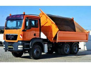 Camion benne MAN TGS 26.400 3 old. Billencs