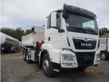MAN TGS 26.430 - camion benne