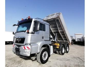Camion benne MAN TGS 26.480