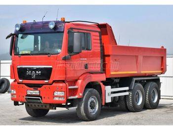 Camion benne MAN TGS 26.480 6x6 Billencs