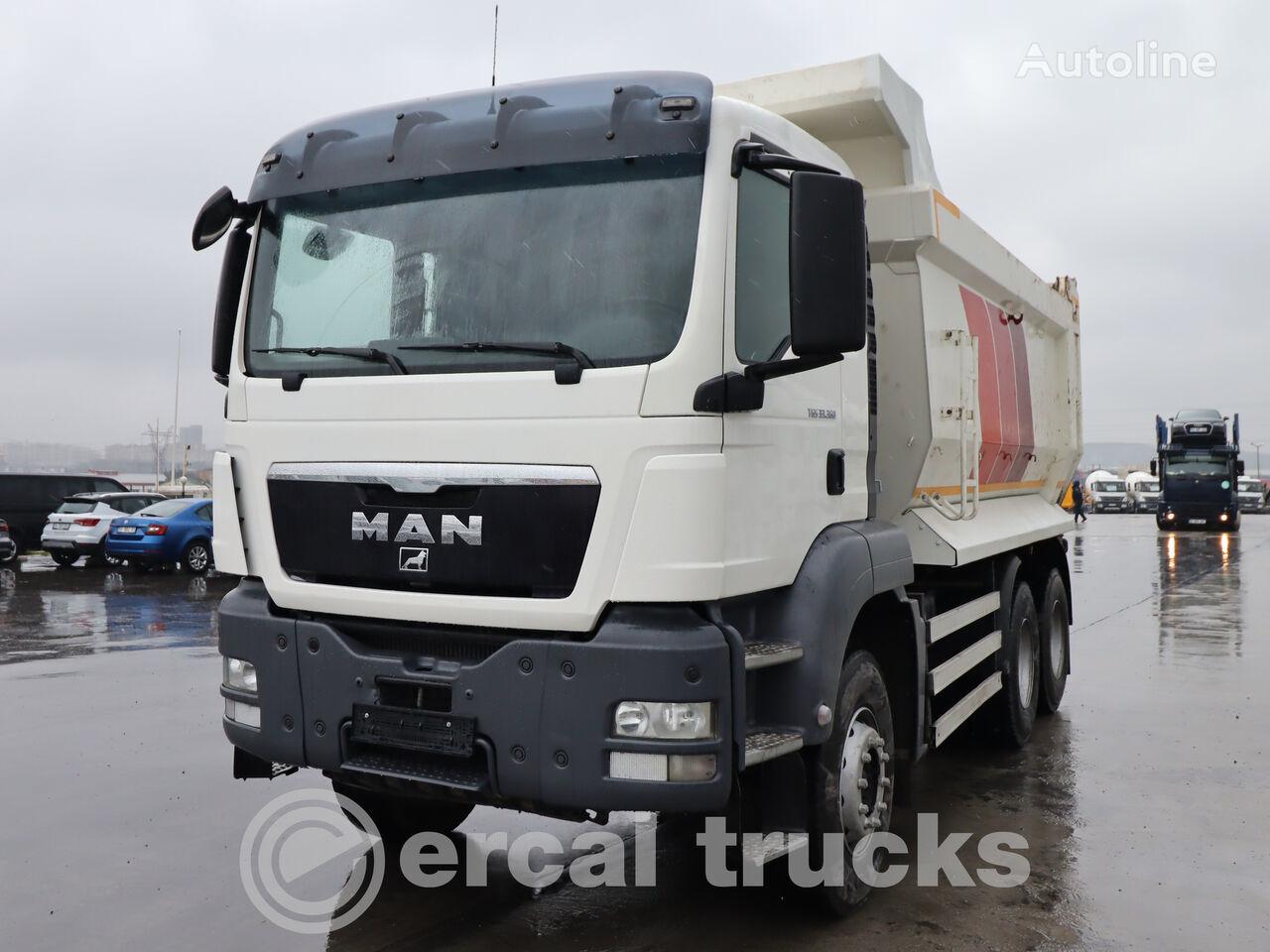 camion benne MAN TGS 33.360