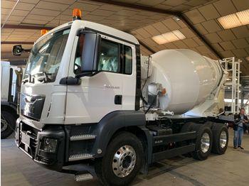 Camion benne MAN TGS 33.430 6x4  EuromixMTP WECHSELSYSTEM