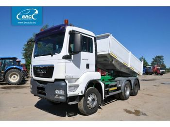 MAN TGS 33.440 - camion benne