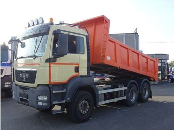 MAN TGS 33.440 6X4 - camion benne