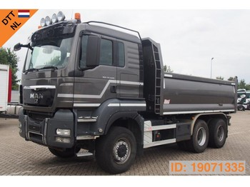 MAN TGS 33.440 - 6x6 - camion benne