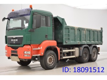 Camion benne MAN TGS 33.440 M - 6x4 - tractor/tipper double use