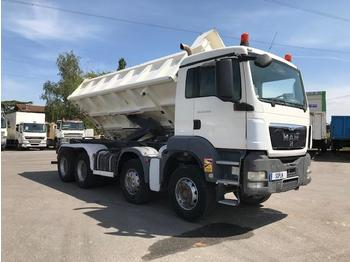 Camion benne MAN TGS 35.400