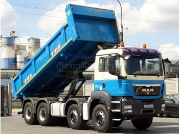 Camion benne MAN TGS 35.400 2 old.