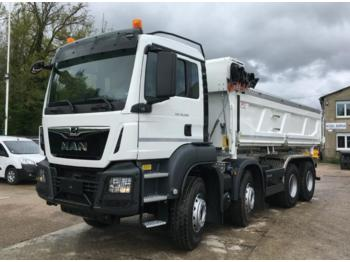 MAN TGS 35.420 - camion benne