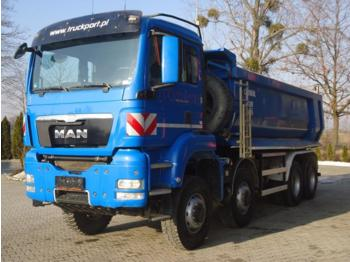 MAN TGS 35.440 - camion benne