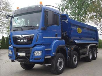 MAN TGS 35.460 - camion benne