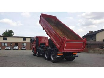 MAN TGS 35.480 - camion benne