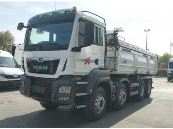 MAN TGS 35.500 - camion benne