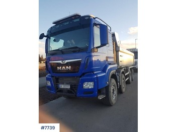 Camion benne MAN TGS 35.500