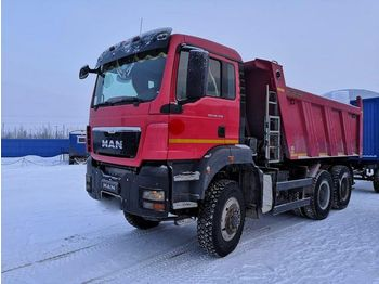 MAN TGS 40.430 - camion benne