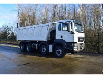 Camion benne MAN TGS 41