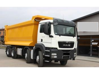 MAN TGS 41.400 - camion benne