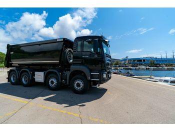 Camion benne MAN TGS 41.430 8x4 / Kipper / EURO 6
