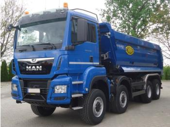 MAN TGS 41.460 - camion benne
