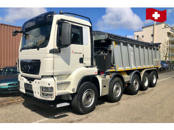 Camion benne MAN TGS 51.540 10x4