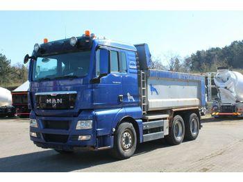Camion benne MAN TGX 26.540 6x4 / EURO 5 /