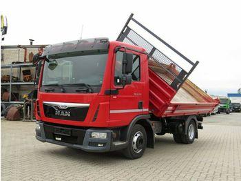 Camion benne MAN TG-L 8.250 4x2 BB 2-Achs Kipper 6Zylinder 250PS